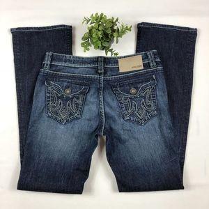 MEK DNM OAXACA Slim Bootcut Jeans